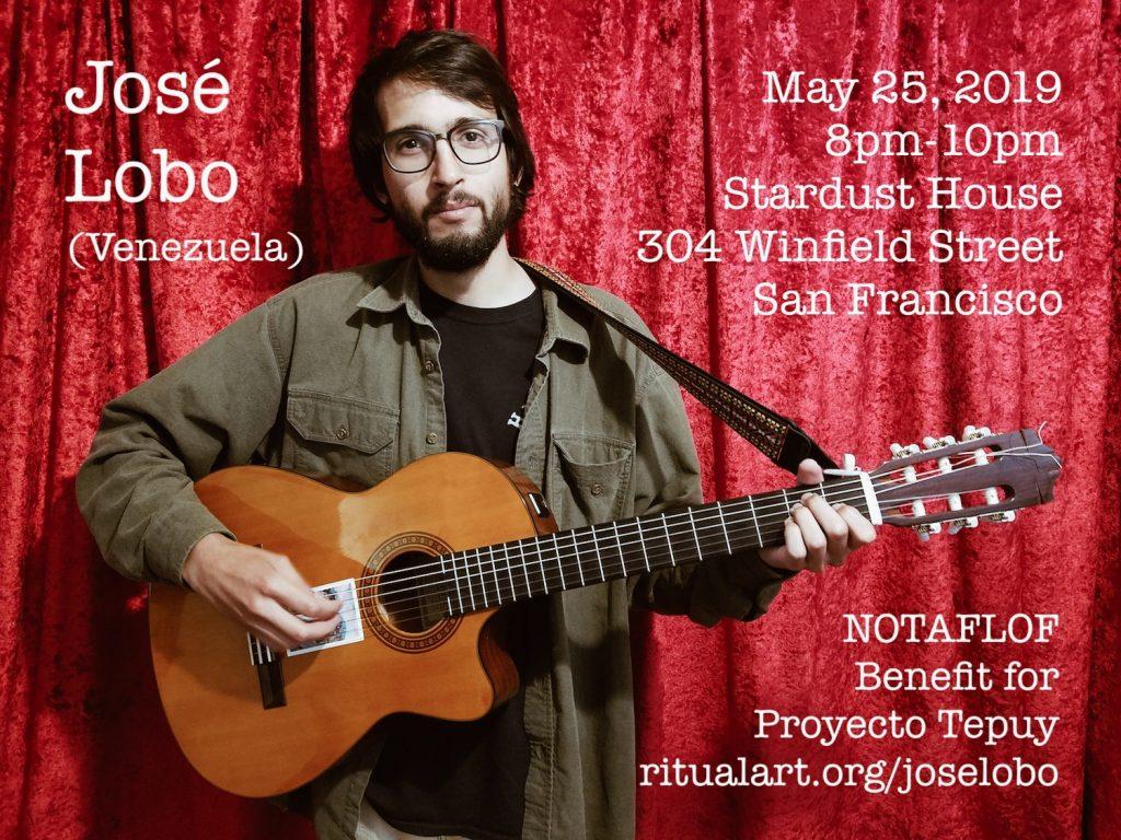 Jose Lobo concert details