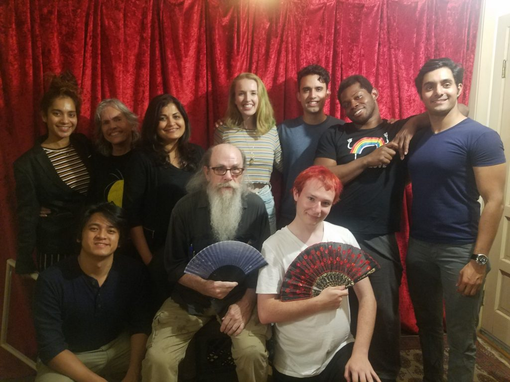 20/20 Play Cast & Crew Photo