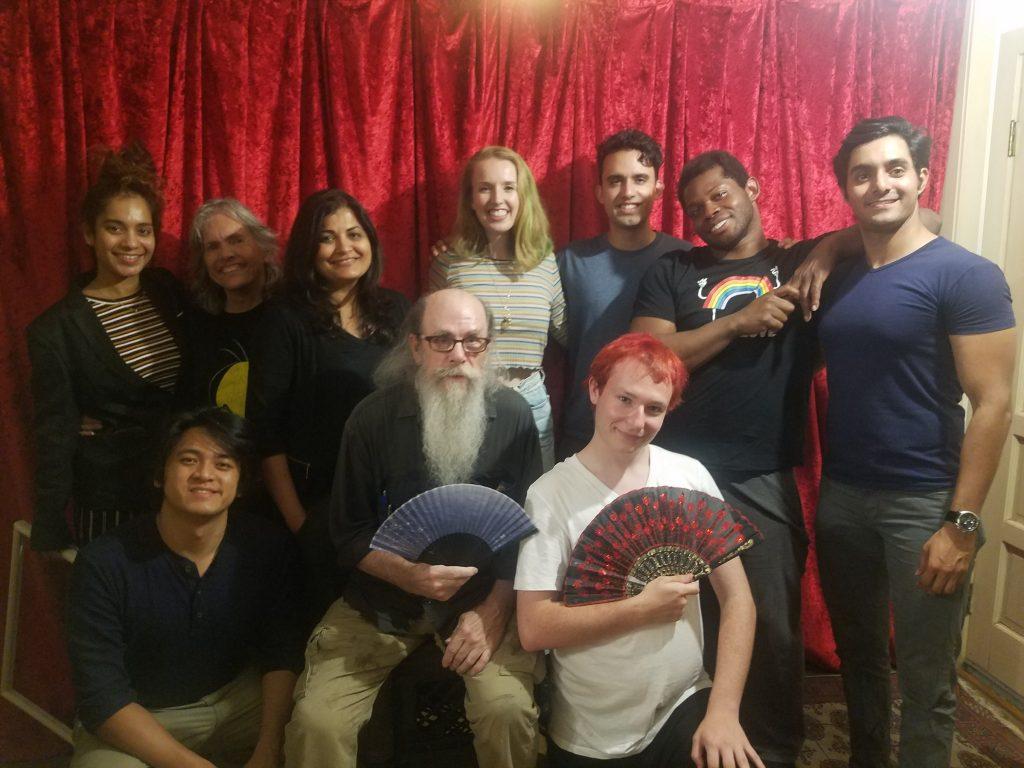20/20 Play Cast & Crew Photo
