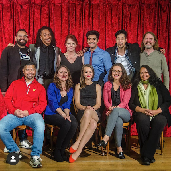 You Too Cast and Crew After Final Performance on November 15, 2019