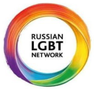 Russian LGBT Network logo and link