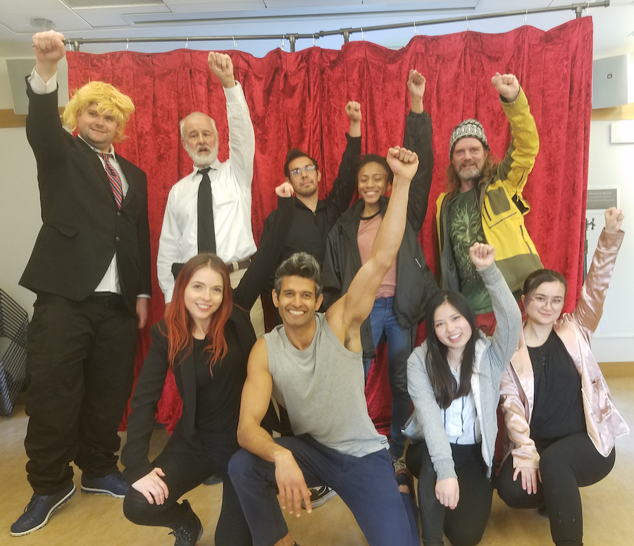 20/20 Free Library Cast and Crew